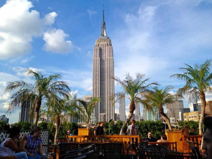 Top 5 des lieux pour boire un verre à New-York