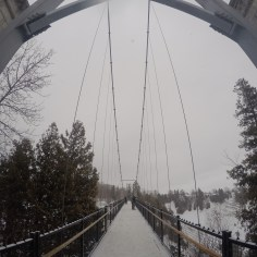 Pont Chute