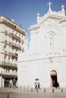 Eglise pêcheurs Marseille