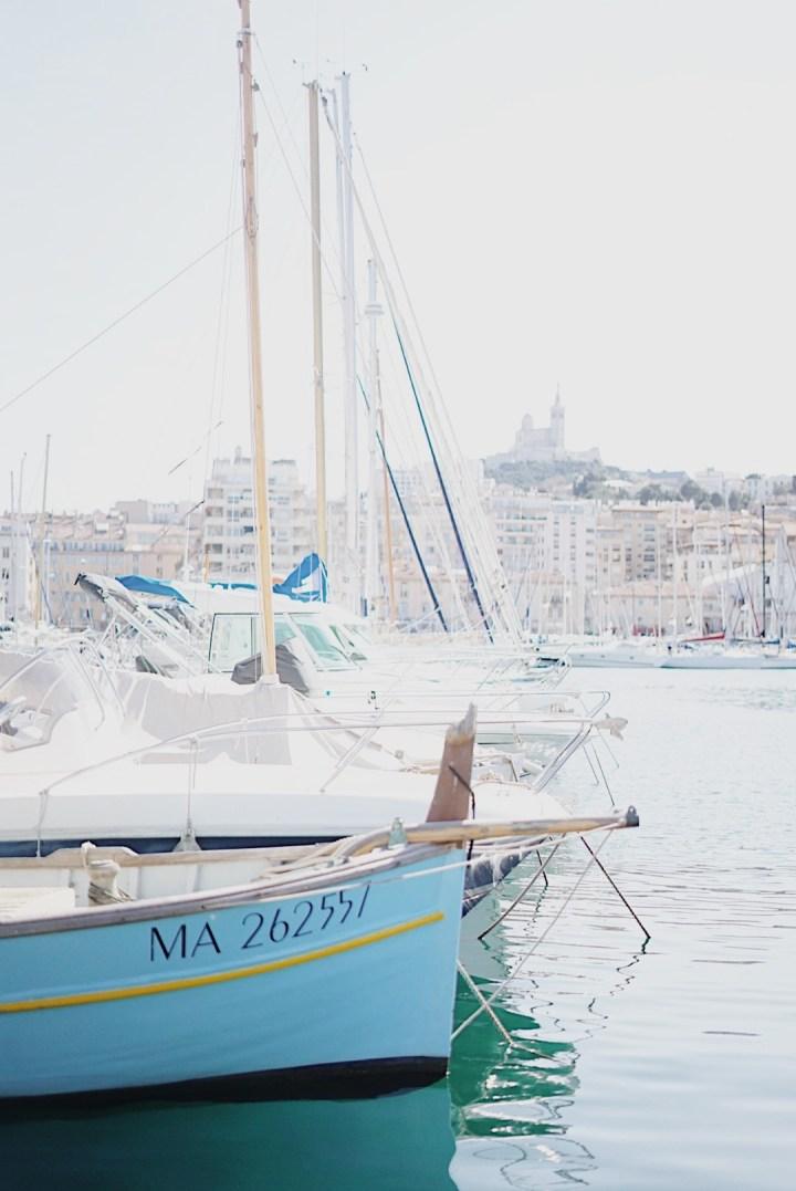 bateau vieux port