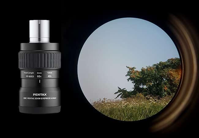 Pentax SMC Zoom Eyepiece