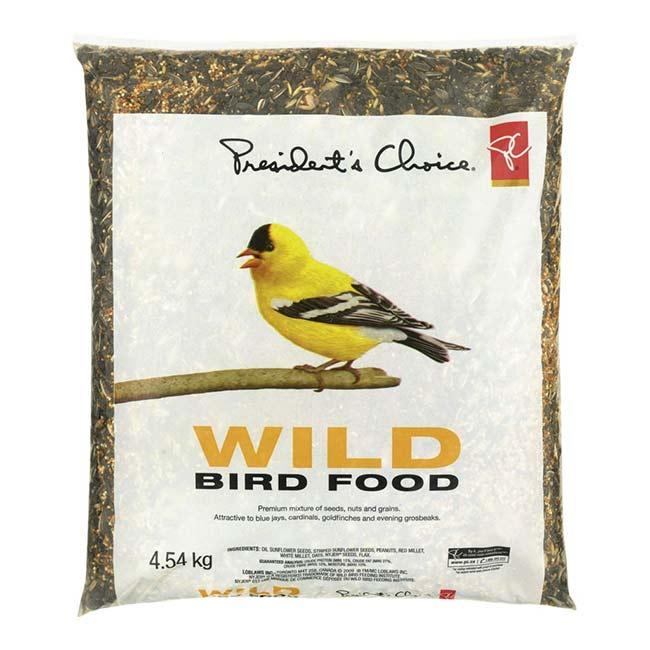 best birdseed for backyard bird feeder