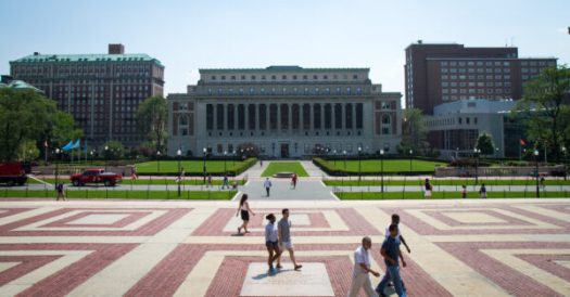 columbia university cancels classes