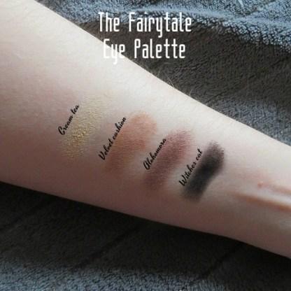 Fairytale palette