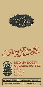 Bird Friendly Breakfast Blend