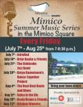 mimico summer series 2017