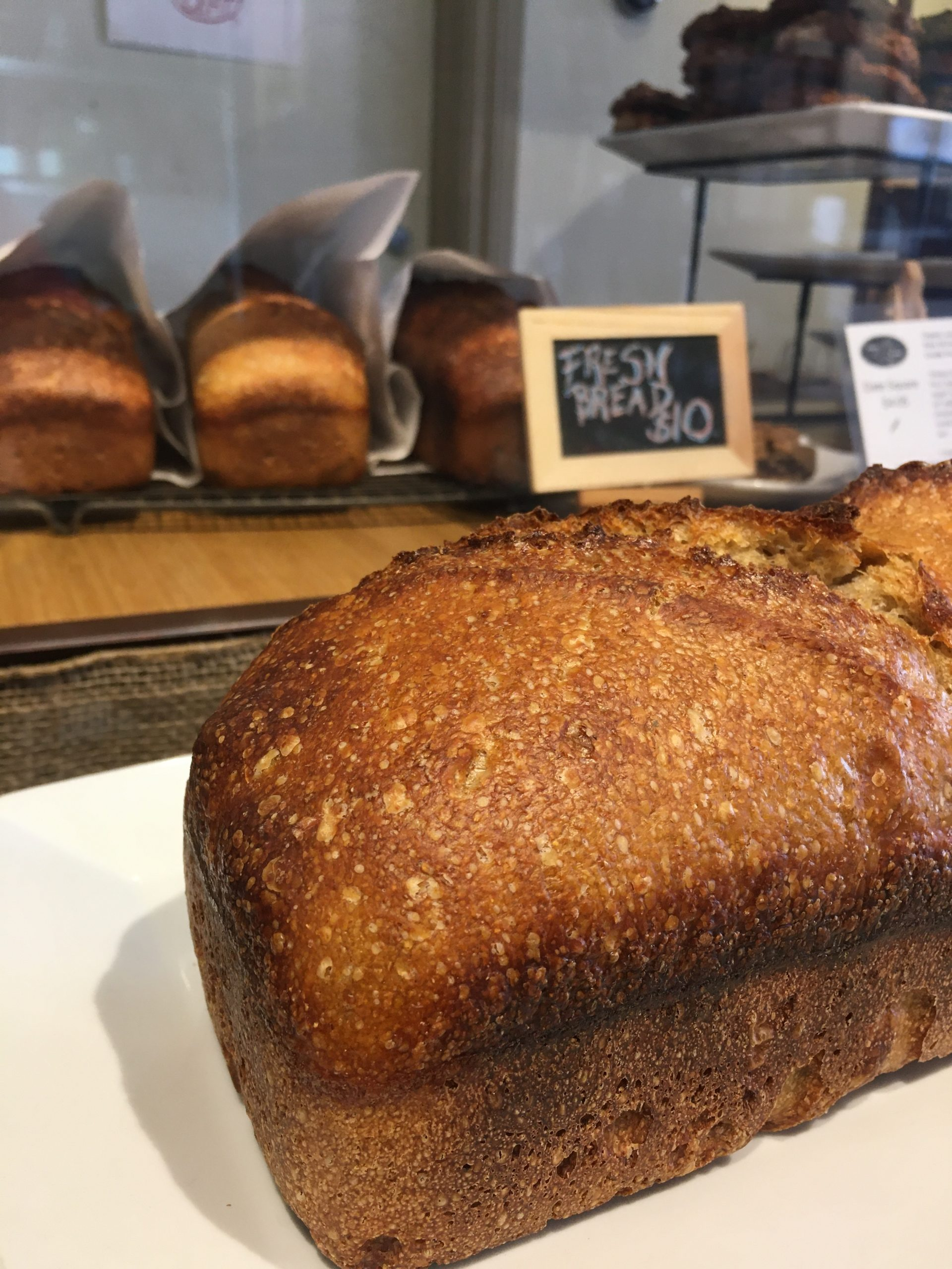 Curated!  Bringing Organic Fresh Bread to Mimico