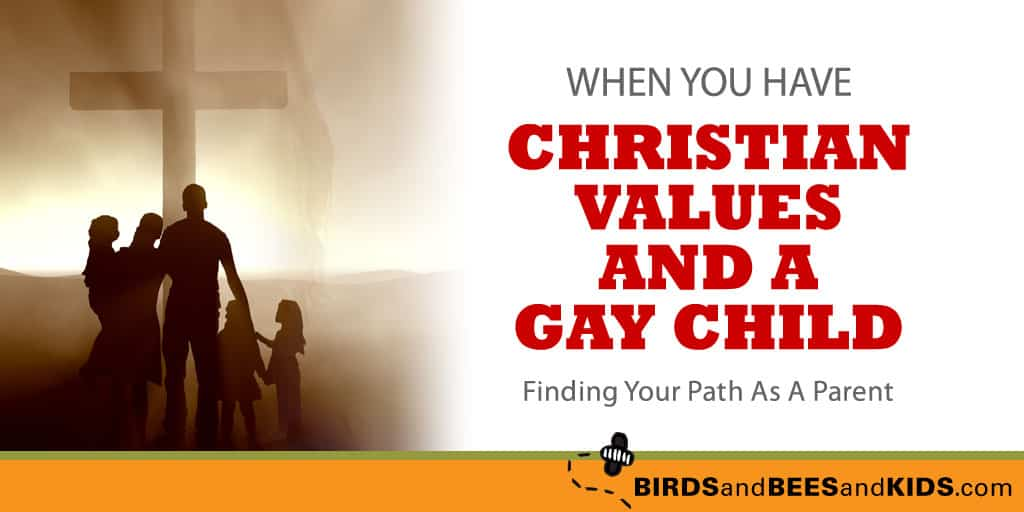 Finding Your Path As A Parent When Your Child is Gay