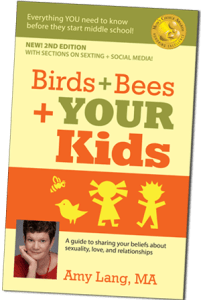 Birds + Bees + Your Kids Book Cover
