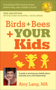 Birds Bees and Your Kids Book