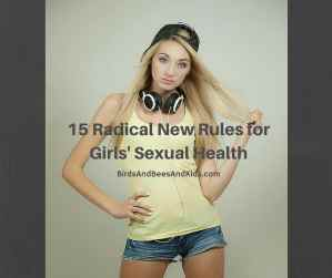 15 Radical New Rules For Girls' Sexual Health