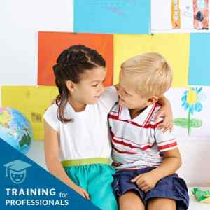 Child Abuse Prevention Training - Preschooler, Private Parts and Playmates