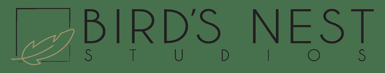 Bird's Nest Studios Logo