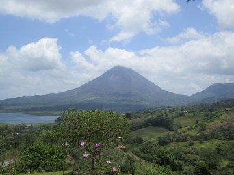 Arenal (view from Essence Arenal)
