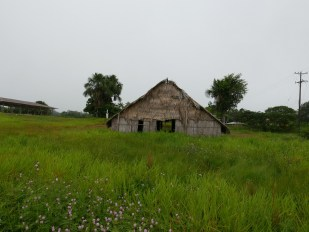 Community house in Mitú cachivera