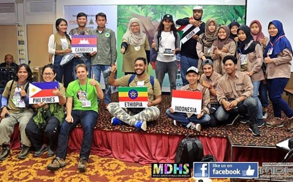 Selangor Bird Race Particpants