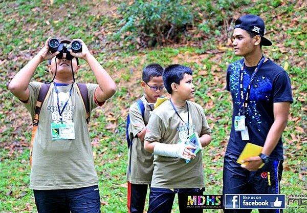 Children Bird Race Malaysia