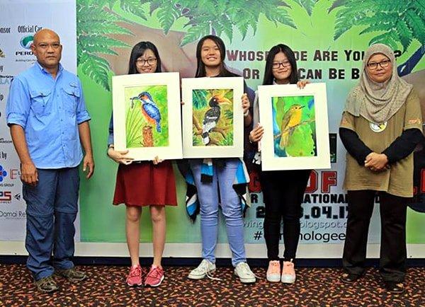 Bird Painting Contest Selangor