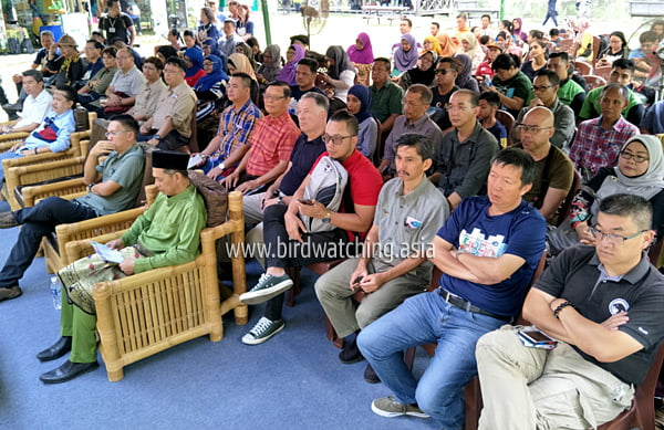 Borneo Bird Festival Launch