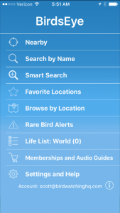 Awesome Bird Watching Apps