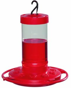 Best Bottle Hummingbird Feeder - Plastic