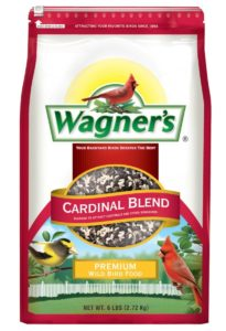 best food to attract cardinals