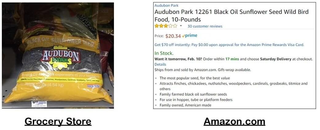 best prices to buy bird food