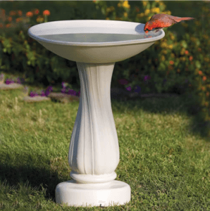 best heated bird baths