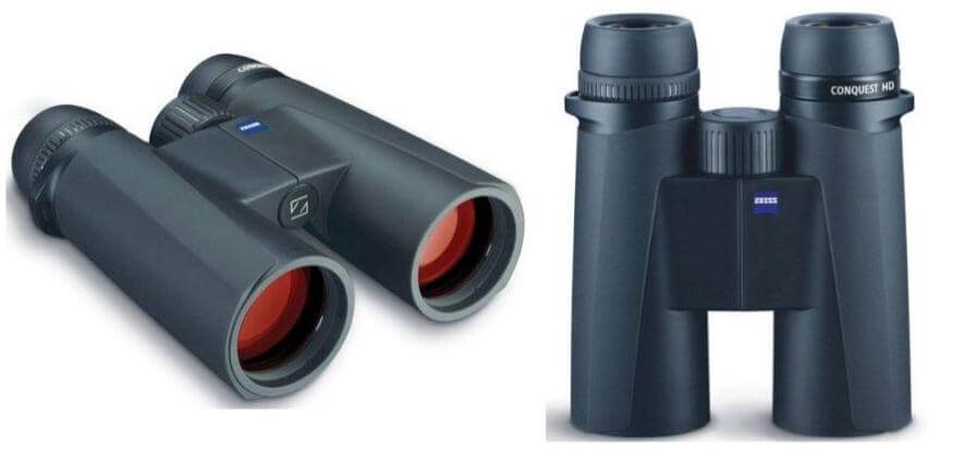 best birding binoculars - Zeiss Conquest