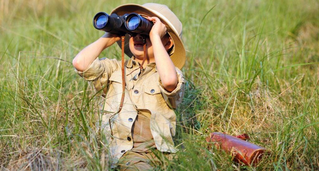heavy binoculars