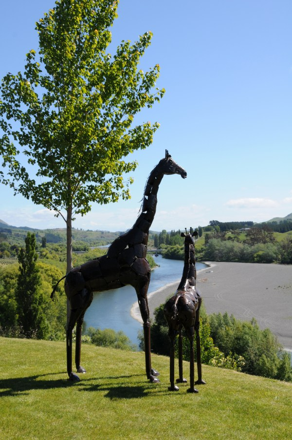 Giraffe Rocking Horse Plans