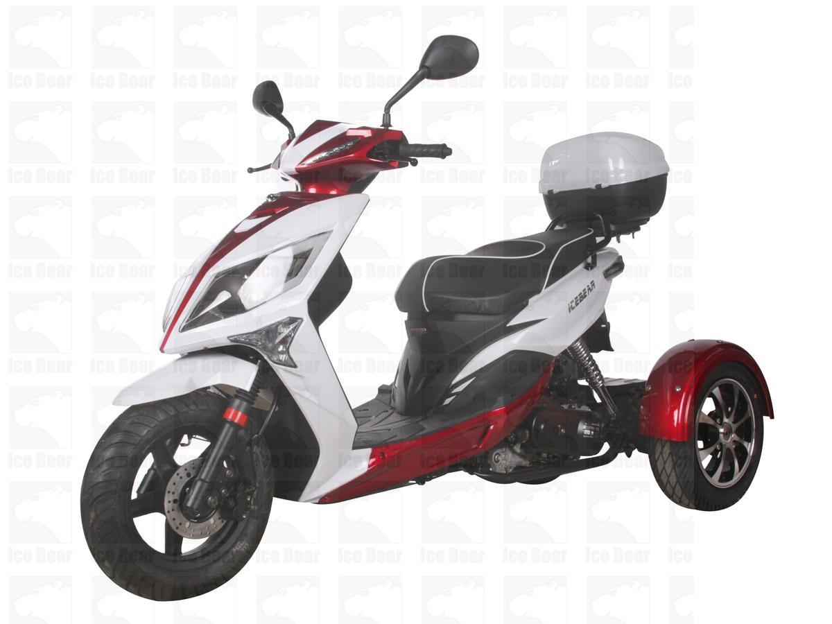 hight resolution of icebear 50cc mojo magic trike scooter