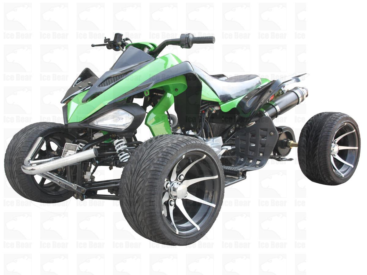hight resolution of 125cc icebear r12 racing type atv
