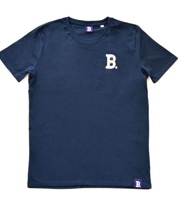 T-Shirt Birdz Bleu Marine