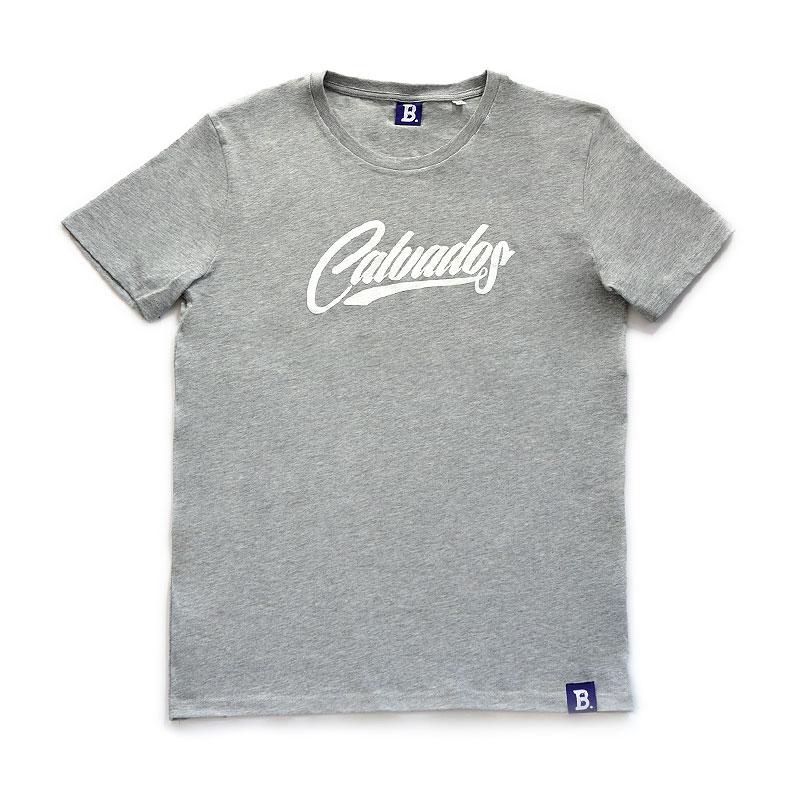 T-Shirt Calvados Gris - Homme