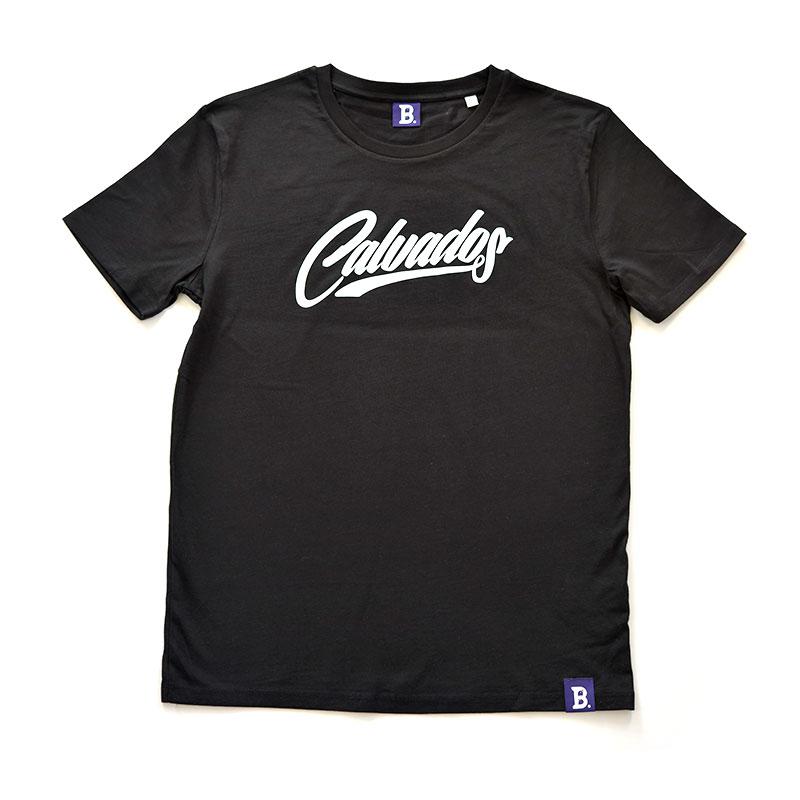 T-Shirt Calvados Noir - Homme