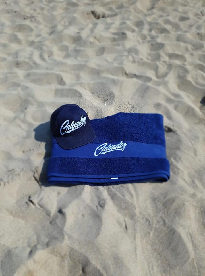 Serviette de plage Calvados