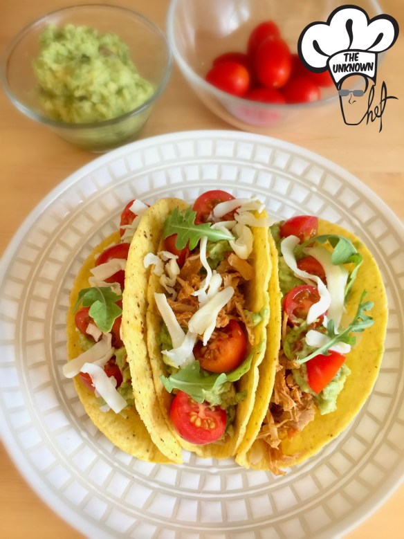Need a new recipe for Taco Tuesday? Chipotle guacamole pulled pork tacos are a quick and easy week night meal using our pressure cooker pulled pork recipe right out of the freezer. | Taco tuesday recipes | pulled pork recipe | chipotle guacamole | chipotle guacamole recipe | gluten free recipe | pulled pork leftover recipe | chipotle guacamole recipe easy | pulled pork tacos | pressure cooker pulled pork tacos | pressure cooker recipe | Taco Tuesday | leftover pulled pork ideas | leftover pulled pork | leftover pulled pork tacos | leftover pulled pork recipes