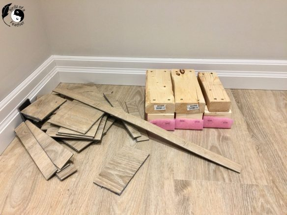 Our basement flooded and we lost our engineered hardwood. With True North LVMax, a luxury vinyl flooring innovation, we'll never worry about water again. how to install vinyl plank flooring on concrete | how to install vinyl flooring planks | vinyl plank flooring install | vinyl flooring | how to install loose lay planks | vinyl flooring diy | vinyl flooring advantages | vinyl flooring install | innovative flooring | innovative flooring solutions | tips for installing vinyl plank flooring | luxury vinyl | luxury vinyl plank | luxury vinyl loose lay | true north luxury vinyl | easiest vinyl flooring to install | vinyl planks flooring | LVMax tab