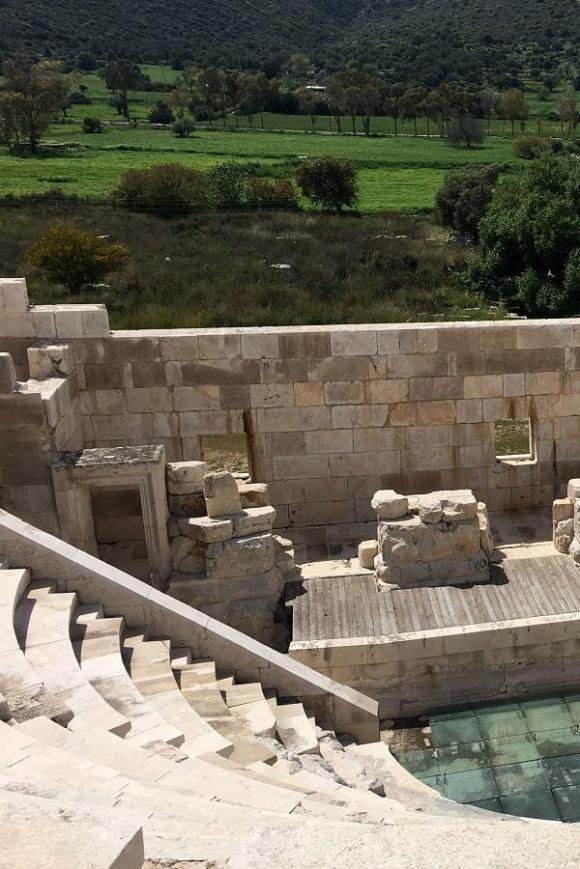 Patara Antalya En Güzel Antik Kenti