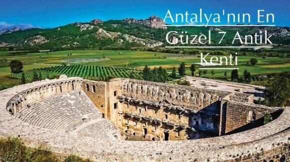 Antalya En Güzel Antik Kenti