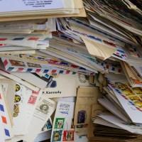 Lisel Mueller: Brief vom Ende der Welt
