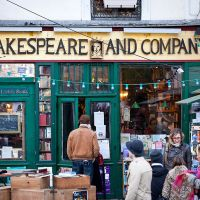 Sylvia Beach: Shakespeare and Company