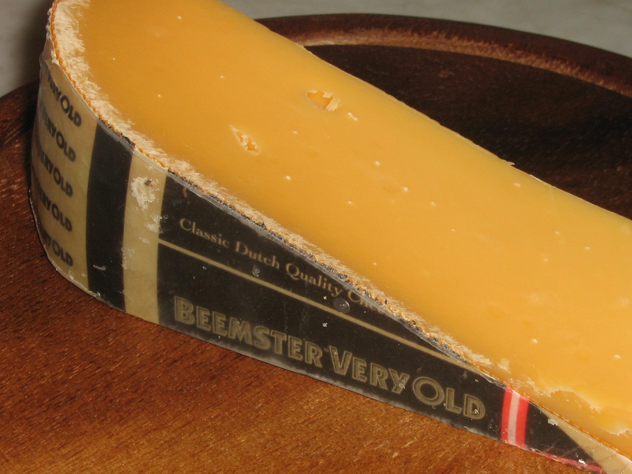 Beemster Very Old, Holländsk vällagrad ost