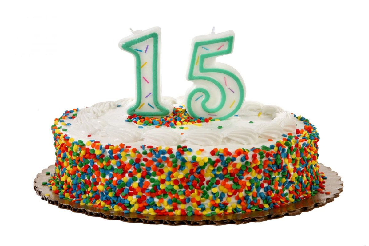 Strange 15 Birthday Cake 15 Birthday Cakes 15Th Birthday Cake Images Happy Birthday Cards Printable Riciscafe Filternl