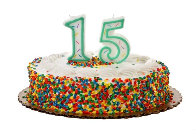 15 Birthday Cake 15 Birthday Cakes 15th Birthday Cake Images Happy Birthday Cake
