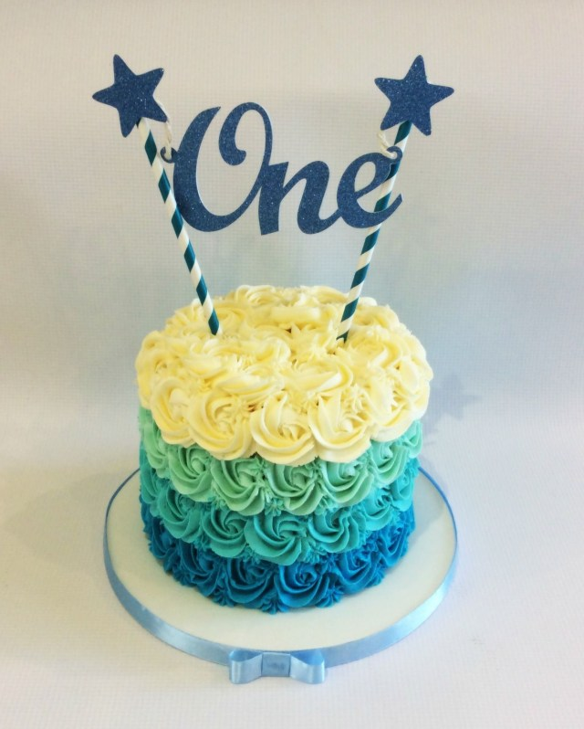 32+ Creative Picture of 1St Birthday Cake Ideas - birijus.com