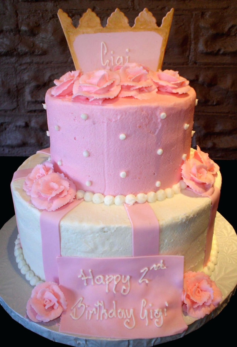 1St Birthday Girl Cakes 1st Birthday Girl Cake Ideas Easy First ...