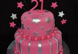 21 Birthday Cakes For Her 21st Birthday Cake Girls 21st Birthday Cake Cakes Pinterest