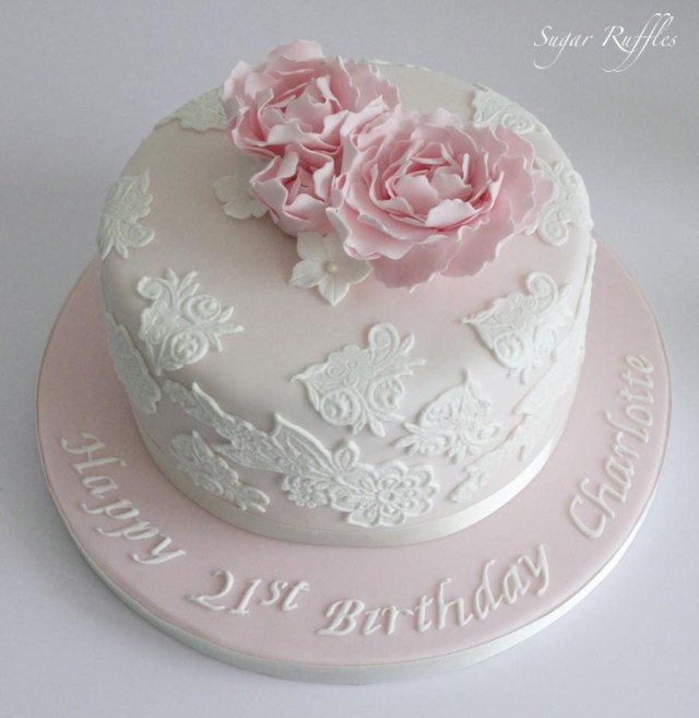 21St Birthday Cake Hochzeitstorten 21st Birthday Cake 1930829 Weddbook